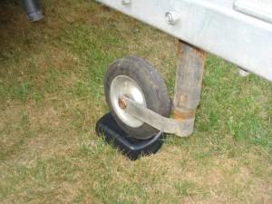 Jockey Wheel Cup