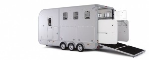 Eventa-L-Tri Axle Horse Trailer